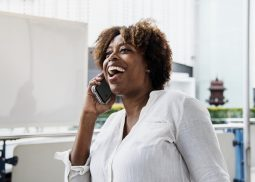 About Solutions Consulting Black Business Woman